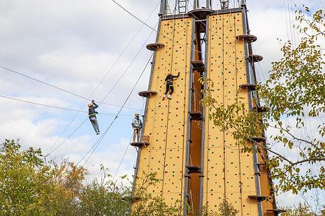 Zipline-and-Climb