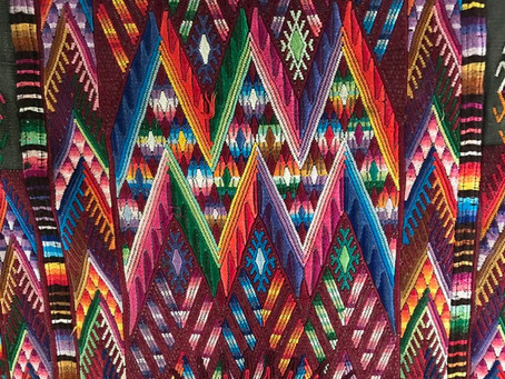 21st July 2021 at 6 pm: Members' Textile Talk with Sheelagh Killeen