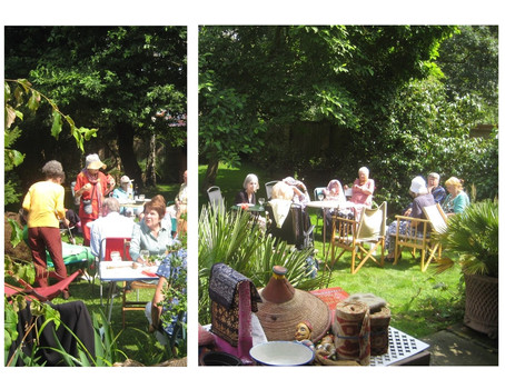 4th July 2021 at 11 am: Summer Garden Party
