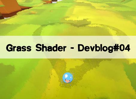 Grass Shader – Devblog#04