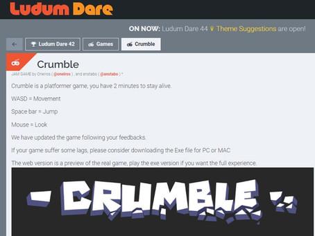From gamejam to Game - Devblog#1