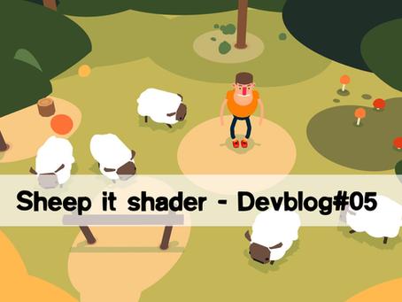 Sheep It Shader - Devblog#05
