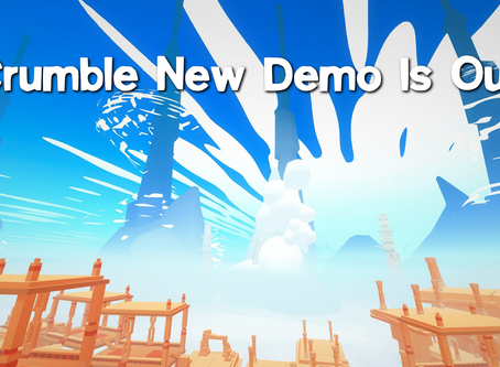 Crumble new Demo is out!