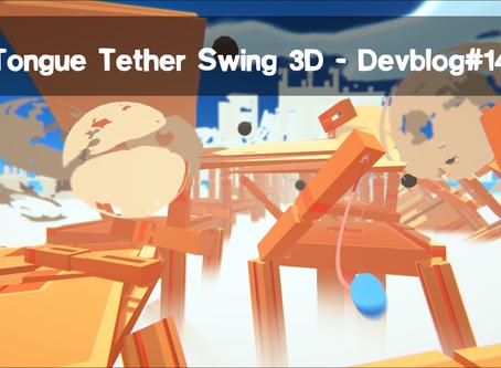 Tongue Tether Swing 3D - Devblog#14