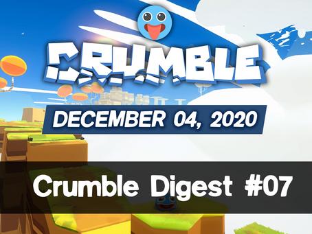 Crumble Digest#07 + Release Date