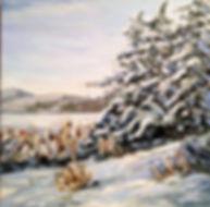 Snowy Sway, 20 x 20 #888300.jpg