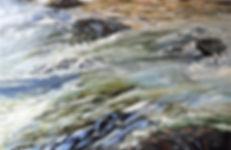 Darlene_Winfield, When it Flows, 40 x 60