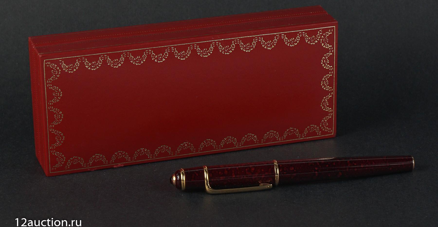 Ручка Cartier