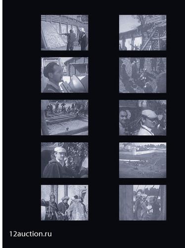 720. Кинолетопись о съемках фильма А. Та