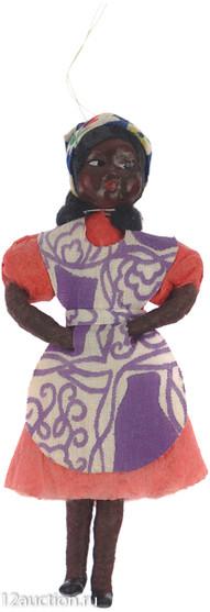 Лот 82. Африканка
