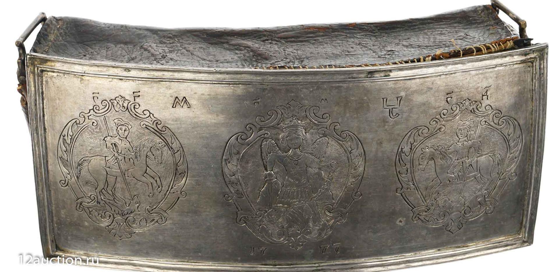 Лот 13. Победа над Турцией 1777.