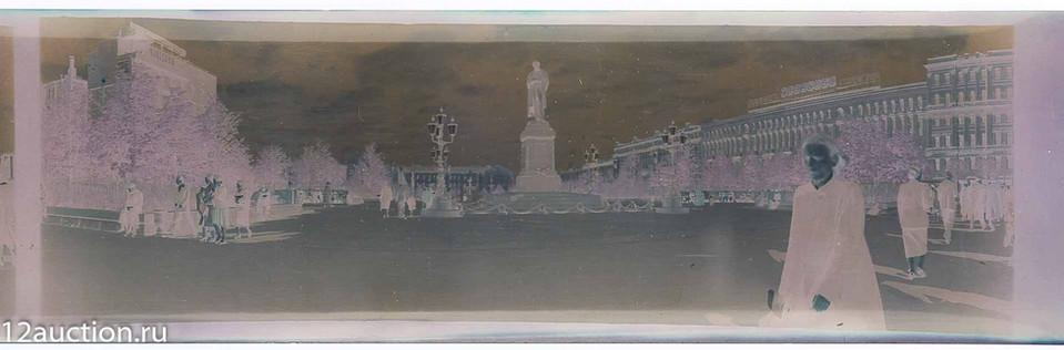 1951. Пушкинская площадь