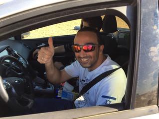 קובי כהן חבר נבחרת ישראל לאליפות העולם בטיסנים חופשיים - הונגריה 2017