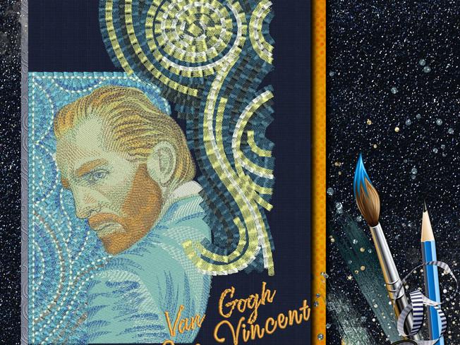 Ван Гог.