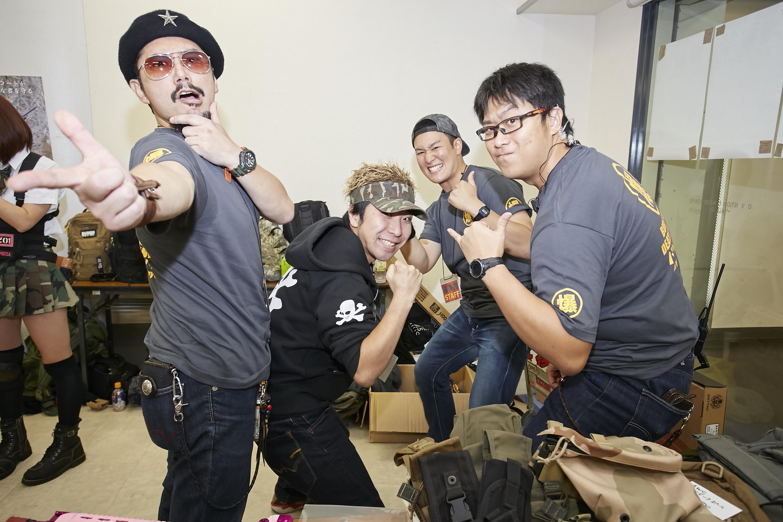 【爆裂祭】ゲリラリラ軍団