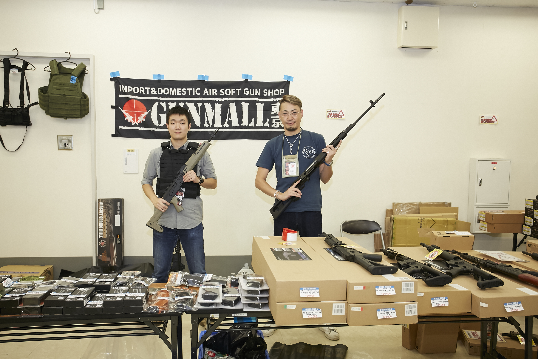 【爆裂祭】Gun mall Tokyo