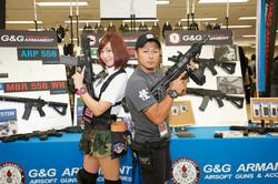 【爆裂祭】G&G JAPAN