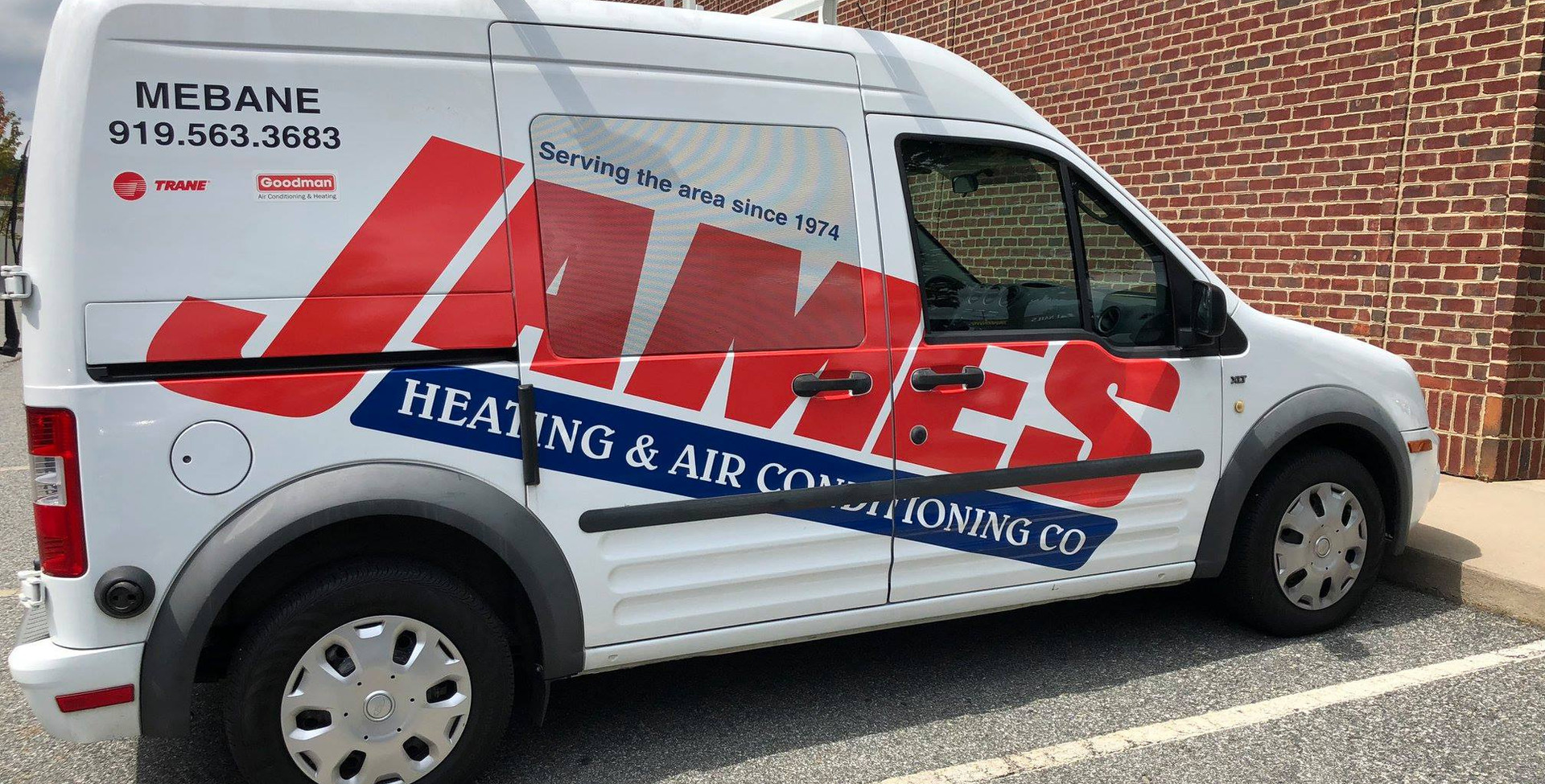 James Heating & Air