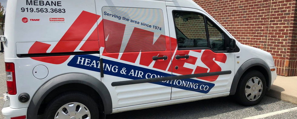 James Heating & Air