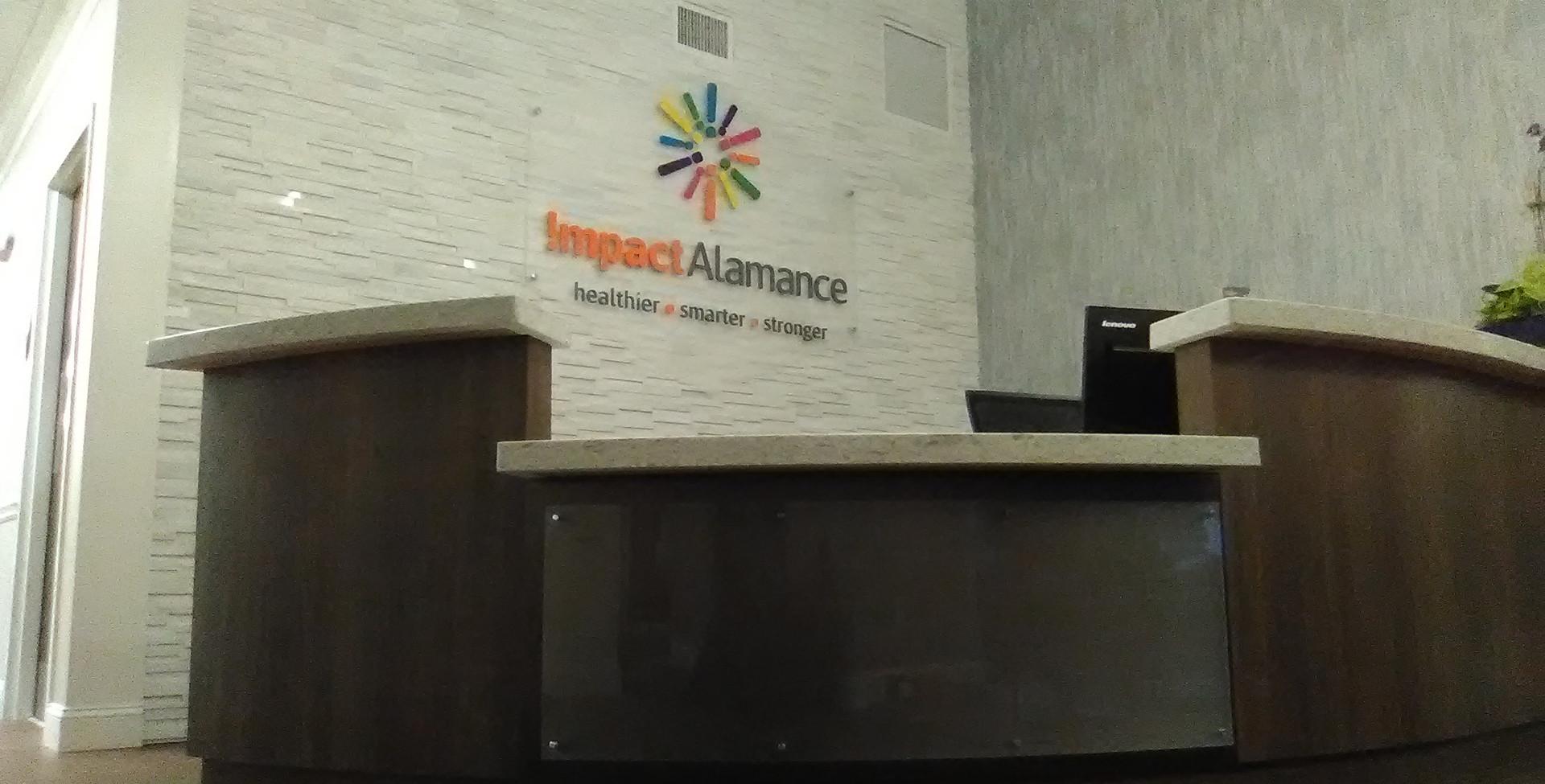 Impact Alamance