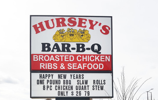 Hursey's Bar-B-Q Mebane