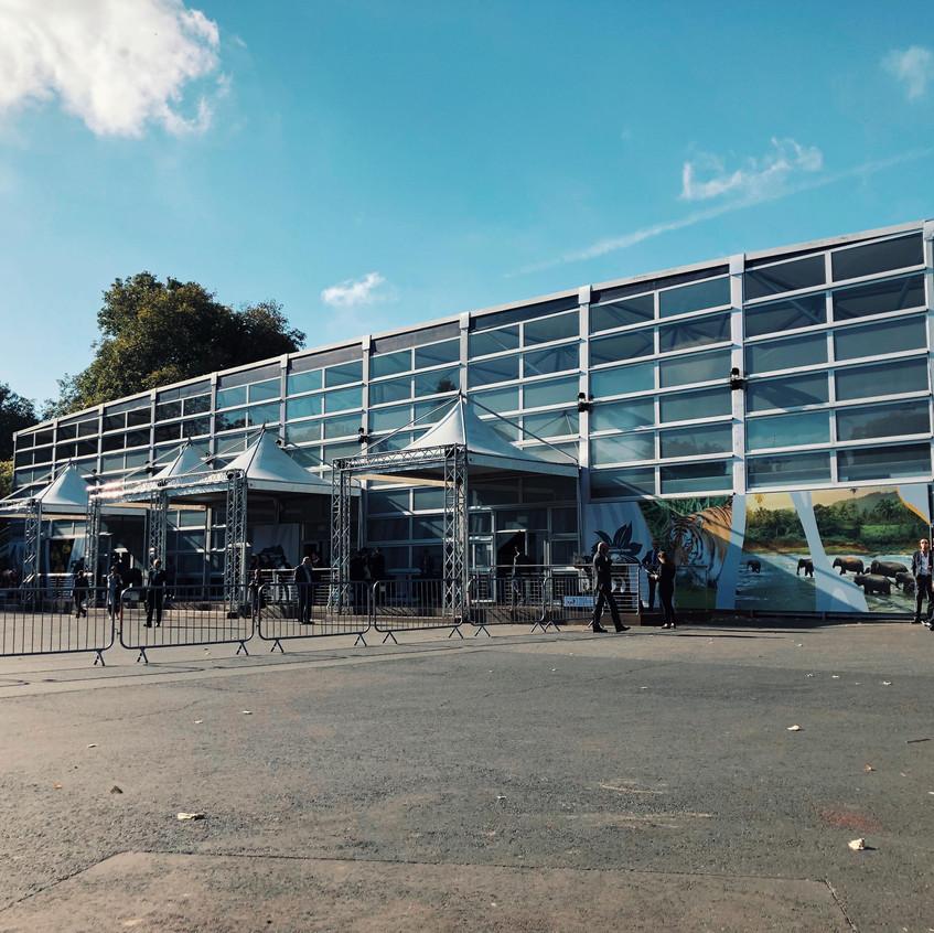 Evolution Centre, Battesea Park