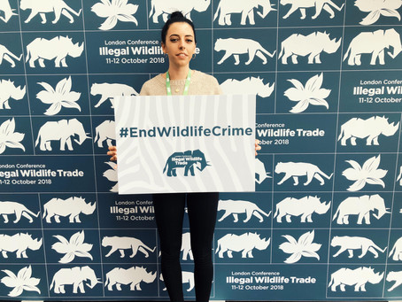 Illegal Wildlife Trade Conference 2018