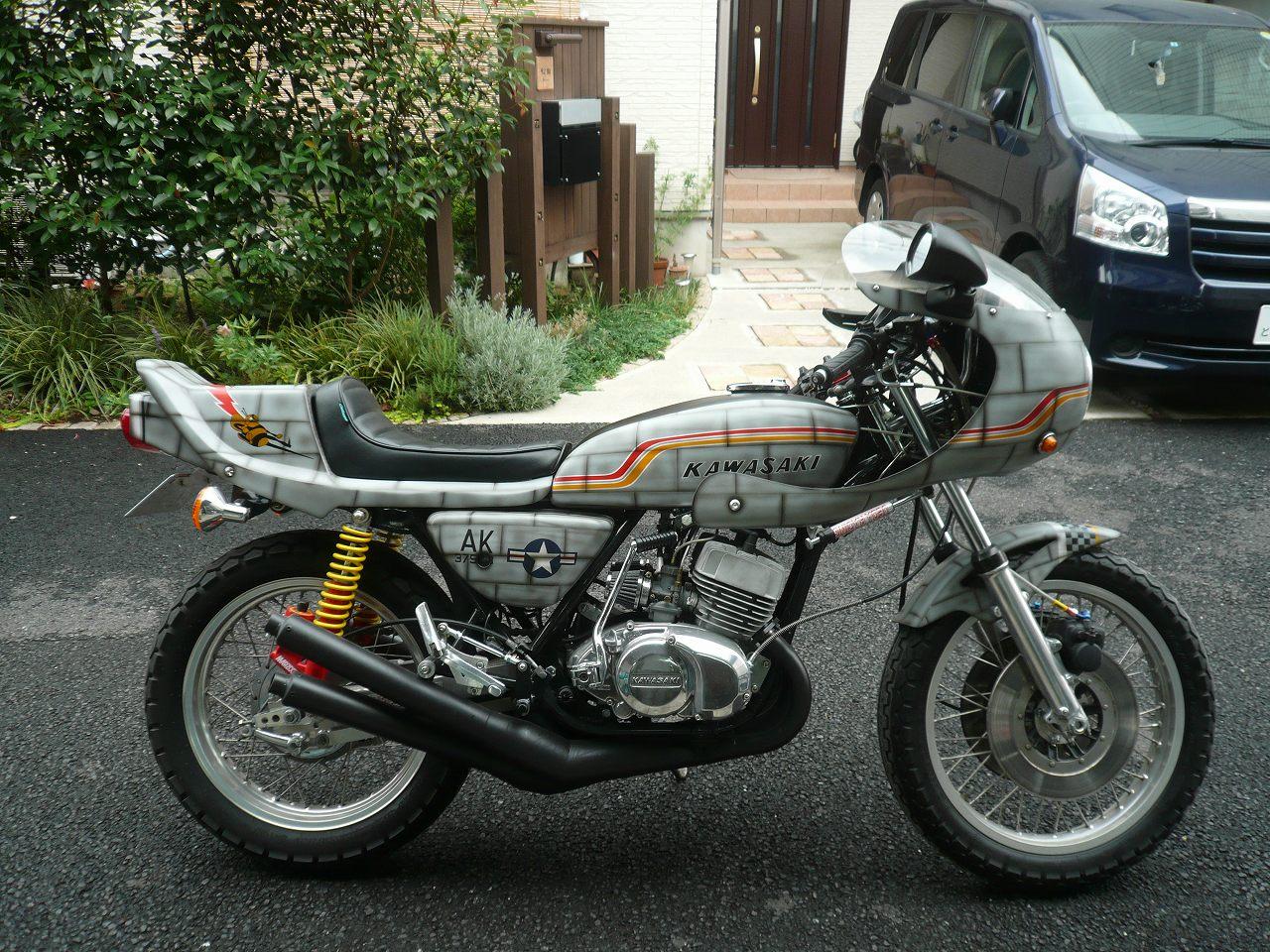 KAWASAKI KH350