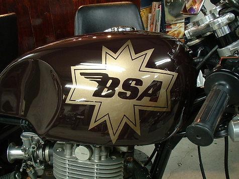 BSA SR