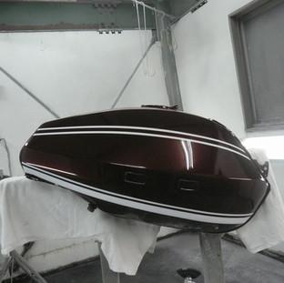 MOTO GUZZI850