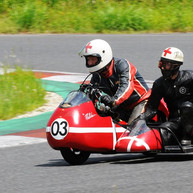 Racing Sidecar(Kneeler)