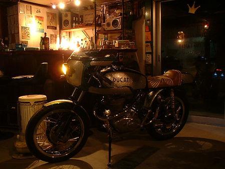 DUCATI 450 DUCATI Cafe Racer DUCATI SINGLE DESMO