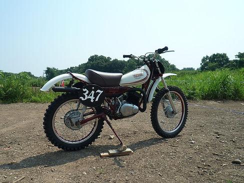 YAMAHA TY175 Racer VMX