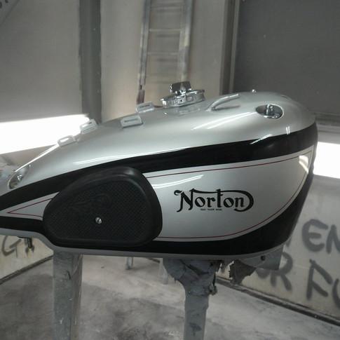 1951y NORTON INTER