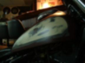 YAMAHA TW200 BOBBER CHOPPER ボバー チョッパー