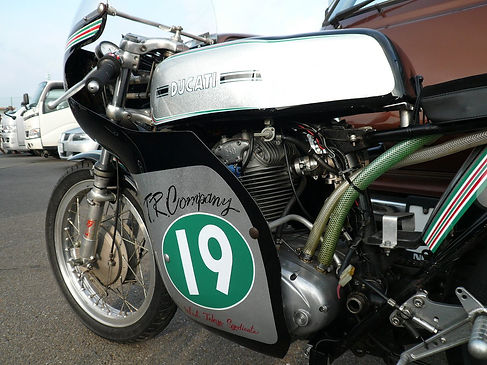 DUCATI250 DIANA Racer SINGLE ドカティ ドゥカティ ドカ単 レーサー