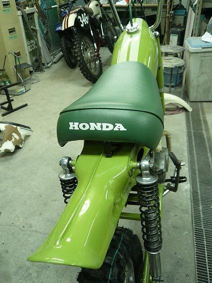 HONDA CUB RACER VMX カブ レーサー モトクロス モトクロッサー スーパーカブ カスタム