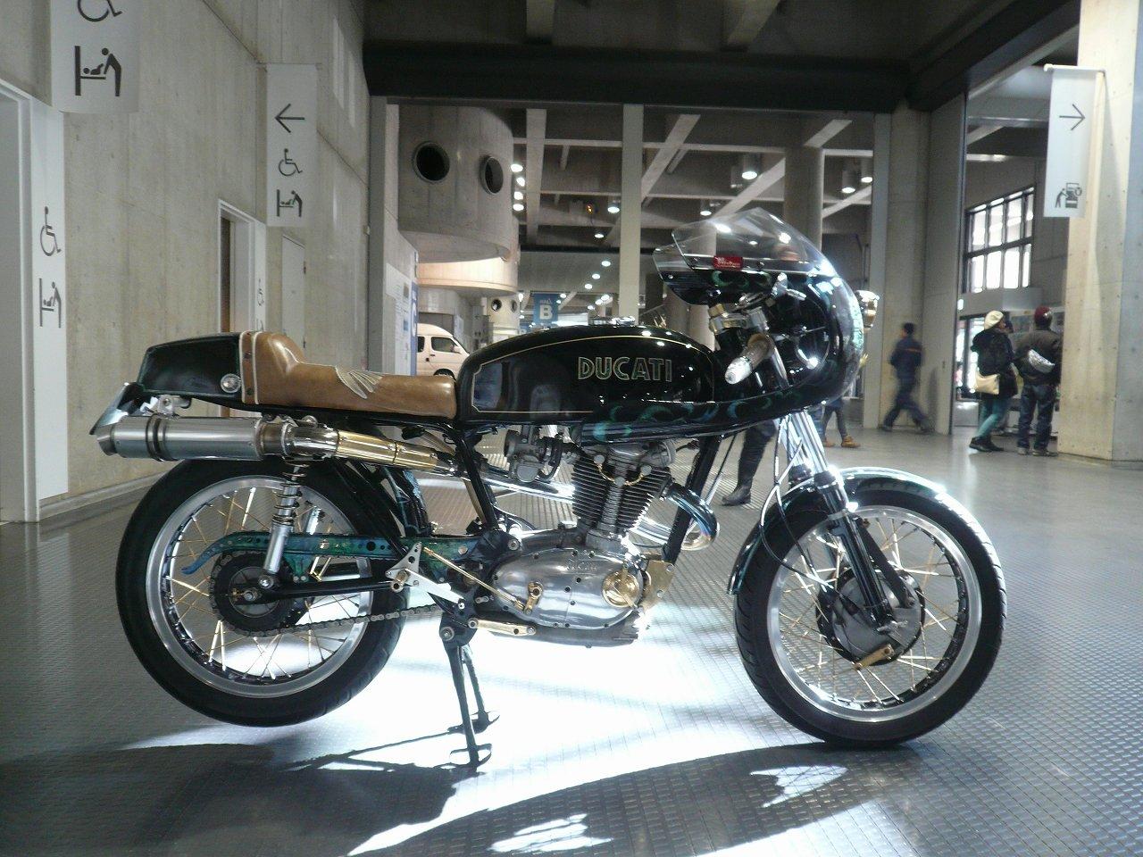 DUCATI450