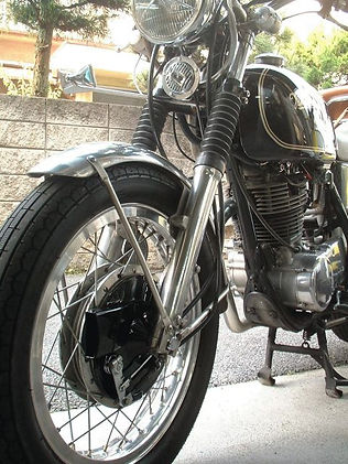 YAMAHA SR525