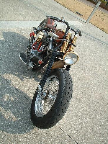 Harley Davidson Shovel