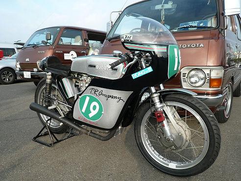 DUCATI250 DIANA Racer SINGLE ドカティ ドゥカティ ドカ単 れーさー