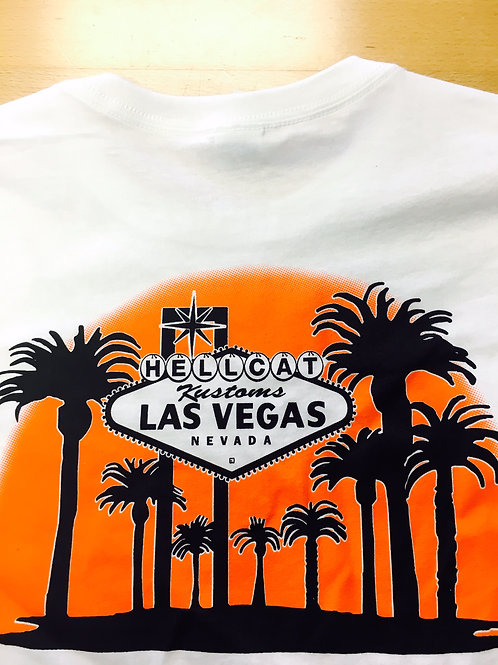 LAS VEGAS SIGN Shirt