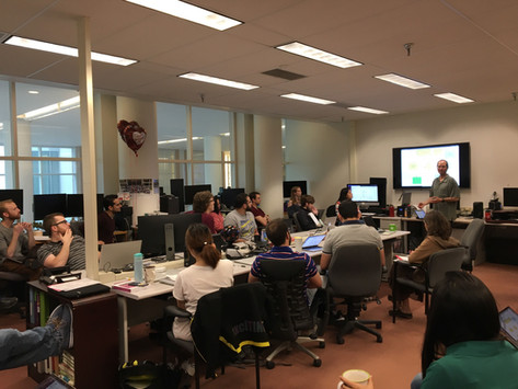 Buckler Lab June 2019 Hackathon