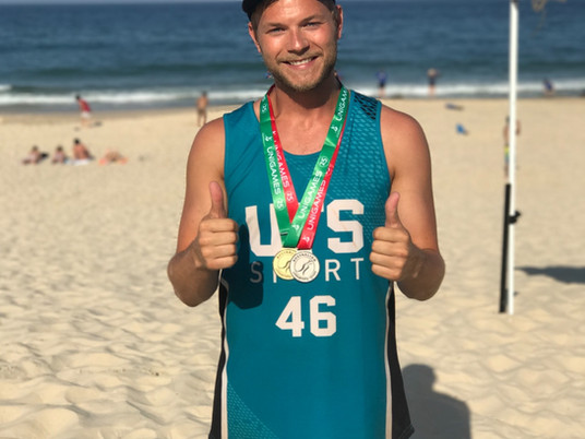 Life in Sydney, at UTS, and a gold medal too!