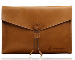 Executive Leather Sleeve