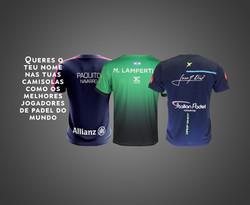Personaliza a tua T-Shirt