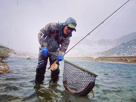 Fishing & Mindfulness