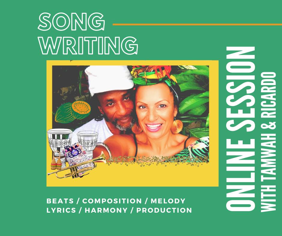 Song writing with Tamwah & Ricardo