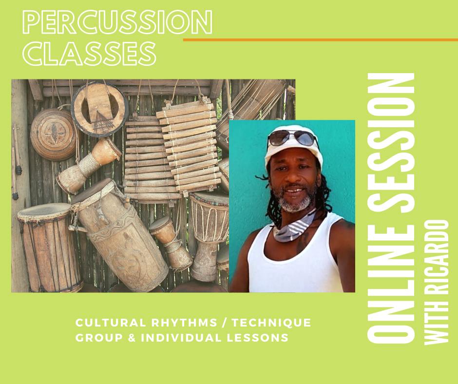 Learn Percussion online