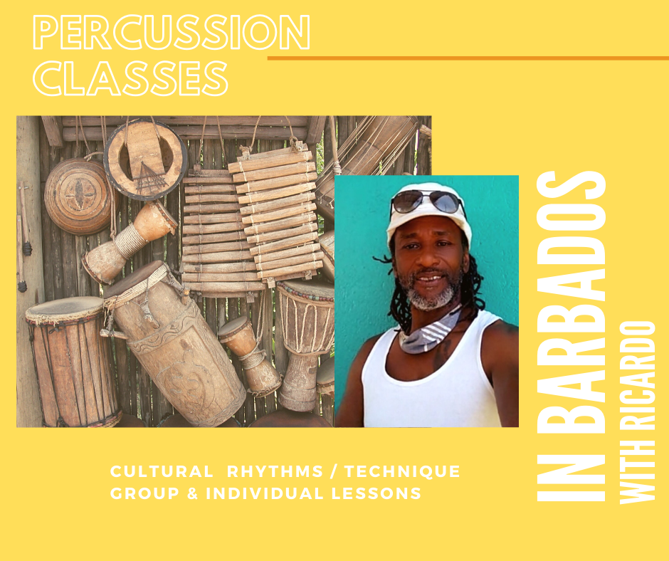 LEARN PERCUSSION IN BARBADOS